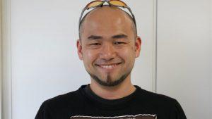 Photograph of Hideki Kamiya