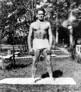 Photo of strong and healthy looking man - Joseph Pilates