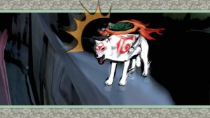 Ammy at Tsuta Ruins: she just realized there's no floor beneath her.
