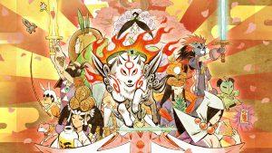 "Official ""Okami HD"" Poster Art by Capcom"